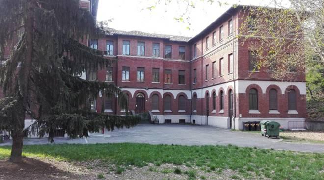 Dopo la Galileo Ferraris anche la Scuola Dante ristruttura la palestra