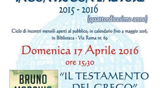 Giovedì e domenica due importanti appuntamenti alla Biblioteca di Fontanile