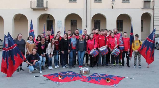 Studentesse di tutto il mondo ospiti del Comitato Palio San Damiano