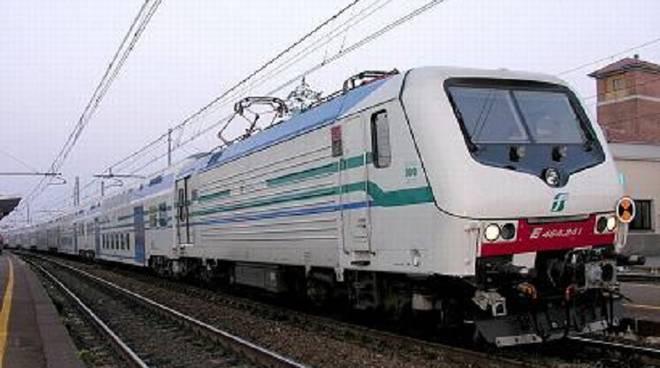 Uomo di 37 anni travolto da un treno sulla linea Asti- Alessandria