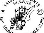 Annullo filatelico dell'Adunata Nazionale Alpini, ecco come ottenerlo