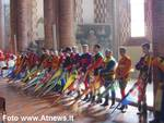 """Asti, celebrata la """"Messa del Burdel"""", gli scatti più suggestivi del corteo"""