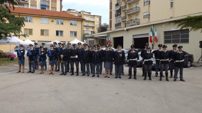Asti, è festa per i 164 anni della Polizia nel segno di ''Esserci Sempre'' (foto)