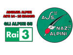 Asti, la sfilata degli alpini su RAI 3