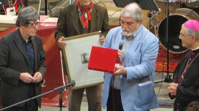 Il maltempo non ferma la cerimonia del Premio Castiglione d'Asti alla tradizione Piemontese