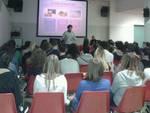 """L'Associazione """"Sos diabete Asti"""" e i giovani studenti dell'Istituto Giobert"""