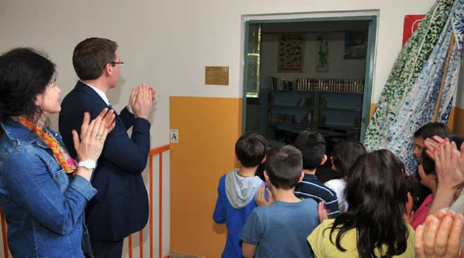 La Scuola Primaria Rio Crosio non dimentica Aylan Kurdi e il fratellino Galip