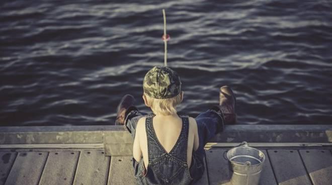 Pesca sportiva, benessere per grandi e piccini