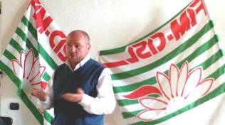 Salvatore Pafundi è il nuovo segretario generale della FIM-Cisl di Alessandria-Asti