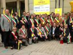 Sindaci astigiani a Torino con gli agricoltori per la convention di Coldiretti