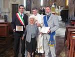 100 anni per Filomena Paoletti, nonna del sindaco di Castelletto Molina