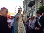 Accolta alla Collegiata di San Secondo la Madonna di San Rufo