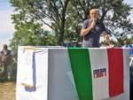 Al Sacrario dei Caffi il ricordo dei caduti partigiani delle Valli Bormida e Belbo