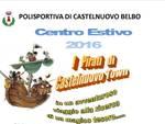"""Da oggi a Castelnuovo Belbo il centro estivo """"I pirati di Castelnuovo Town"""""""