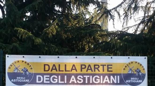 Dalla Parte degli Astigiani: ''Al Parco Ex Ferriere Ercole pensiamo di aver fatto un cosa buona per la città''