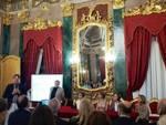 Grande folla per l'inaugurazione di Palazzo Ottolenghi