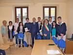 Il Ministro Enrico Costa a Castiglione Tinella per l'inaugurazione della sala polivalente