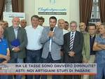 """Il video di Confartigianato Asti a """"Dalla Vostra Parte"""" su Rete 4"""