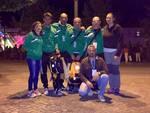 La Croce Verde Asti seconda alla gara di primo soccorso AVSD di Dogliani