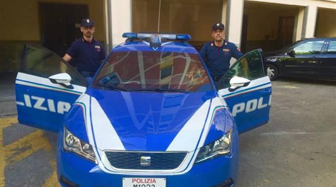 Nomade con divieto di ritorno ad Asti si aggirava ai mercati rionali, arrestata dalla Polizia