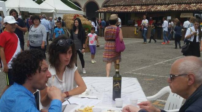 Odalengo Piccolo vince il Primo Gran Premio delle Cucine Monferrine