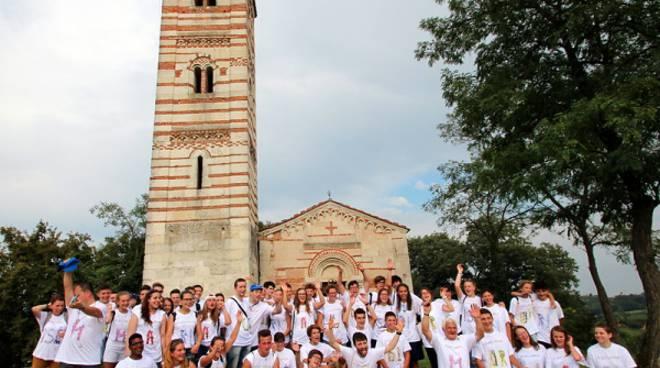 Gmg diocesana organizzata dalla pastorale giovanile a Montechiaro d'Asti