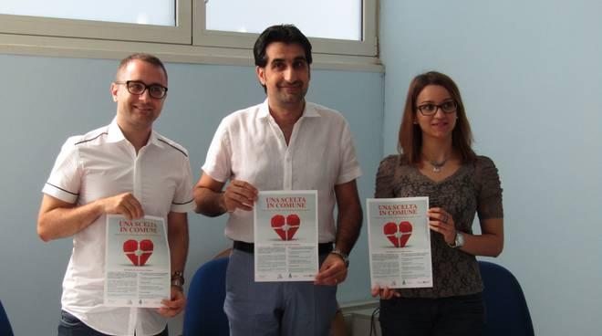 """Presentato a Canelli il progetto """"Una scelta in comune"""" in materia di donazione di organi e tessuti"""