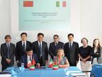 Siglato l'accordo tra Unione Industriale di Asti e la città cinese di Xichuan
