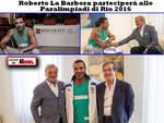 Banca di Asti a fianco di Roberto La Barbera alle Paralimpiadi Rio 2016