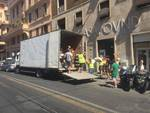Terremoto: CasaPound, grazie alla generosità degli italiani raccolte 80 tonnellate di aiuti ad Asti e in tutta Italia
