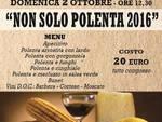 """A Castiglione d'Asti ottobre si apre con il weekend gastronomico """"Non solo Polenta"""""""
