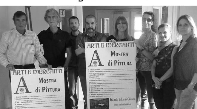 Asti, ad Arti e Mercanti partecipano con una mostra gli Artisti astigiani Arte A KM 0