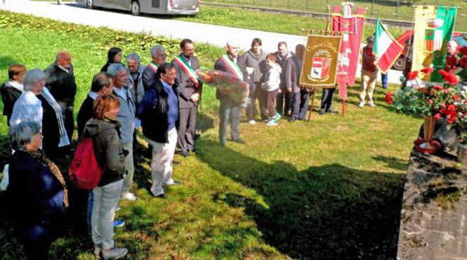 Commemorati a Melle, in Val Varaita i partigiani astigiani trucidati nel 1944