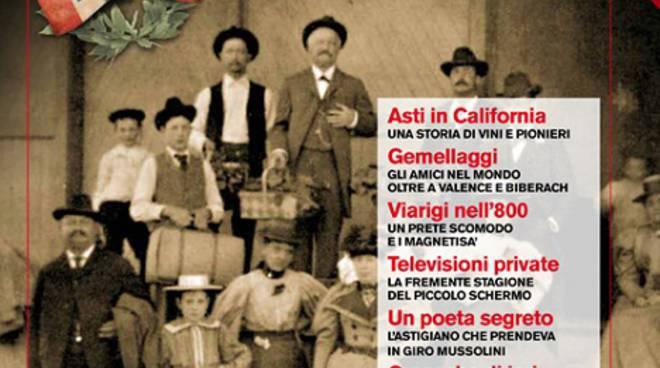 Giovedì ad Asti la presentazione del nuovo numero di Astigiani