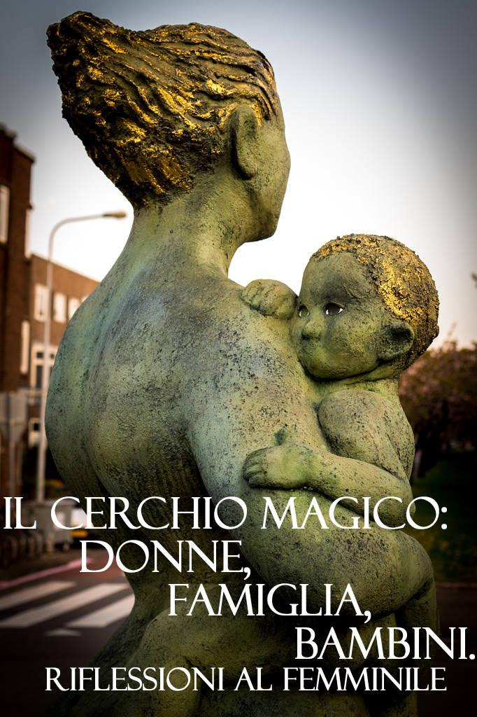 Il Cerchio Magico: Donne violate, dove cercare la speranza