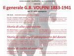 Isola d'Asti, giovedì sera il convegno dedicato al Generale Giovanni Battista Volpini