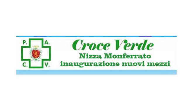 La Croce Verde di Nizza Monferrato domani inaugura i nuovi automezzi