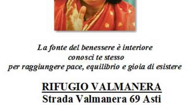 La meditazione Sahaja Yoga arriva al Rifugio Valmanera