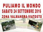 ''Puliamo il mondo'' ritorna ad Asti sabato 24 settembre