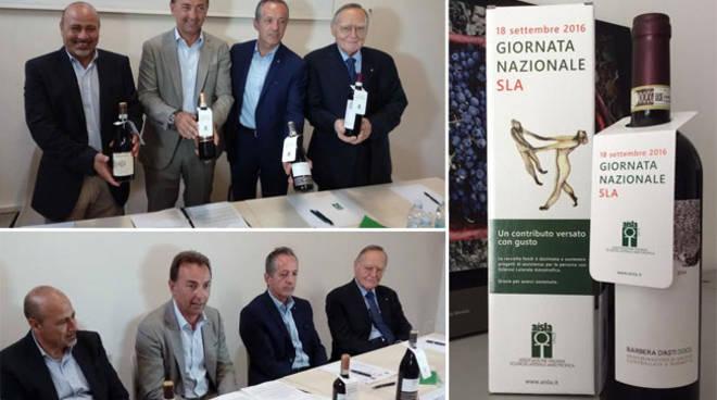 Regione Piemonte: 18 settembre, giornata Nazionale dulla SLA in oltre 150 piazze italiane