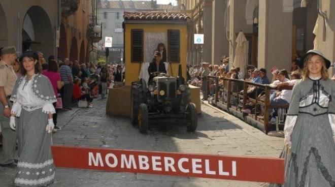 """Sagre di Asti 2016, Mombercelli propone l'intramontabile friciula con il lardo e il Barbera """"LA"""""""