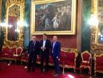 Tornato a Palazzo Ottolenghi il quadro cinquecentesco del Cariani