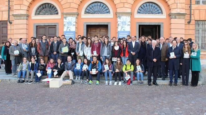 Alba: il ''Premio Gratitudine'' della Fondazione Nuovo Ospedale Alba Bra onlus al Liceo Cocito