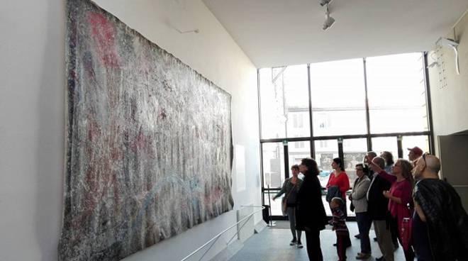 """Alba: torna il percorso dedicato al Museo diffuso Pinot Gallizio e al Teatro Sociale """"G. Busca"""""""