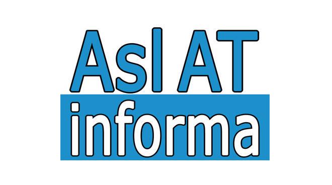 ASL-AT. Chiusura delle attività in occasione della Festa Patronale di Nizza Monferrato