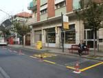 Asti, da oggi si rifanno 150 stalli alle fermate urbane dell'Asp