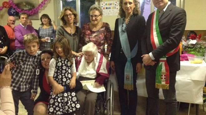 Asti festeggia due centenarie decisamente in gamba