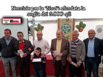 """Asti, nocciole per la """"Novi"""": sfondata la soglia dei 3.000 quintali"""