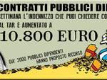 Codacons Piemonte: sale l'indennizzo per ogni dipendente pubblico della Regione