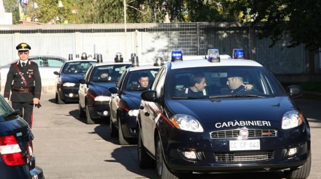 Coltivavano marjuana a Diano d'Alba, arrestati dai carabinieri due trentenni